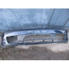 Бампер BMW E46